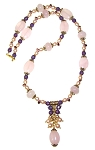 Heavenly Drops Necklace Beaded Jewelry Making Kit