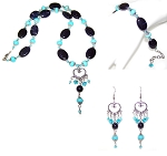 Moons Embrace Beaded Jewelry Making Set