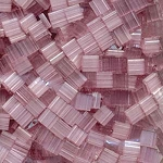 7.5 Grams of TILA 5mm Beads - Silk Pale Dusty Rose