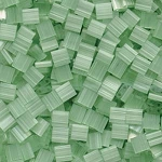 7.5 Grams of TILA 5mm Beads - Silk Pale Green