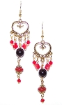Suns Devotion Earrings Beaded Jewelry Making Kit