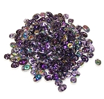 7.5 Grams - Superduo Beads - Tanzanite Vitrail