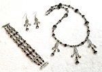 Twilight Shadows Beaded Jewelry Making Set