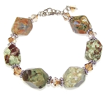 Woodland Fantasy Bracelet Beaded Jewelry Making Kit