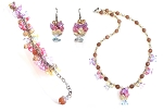 Fairy Blossoms Beaded Jewelry Making Set