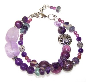 Serene Journey Bracelet Beaded Jewelry Making Kit