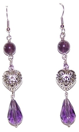 Spellbound Earrings Beaded Jewelry Making Kit