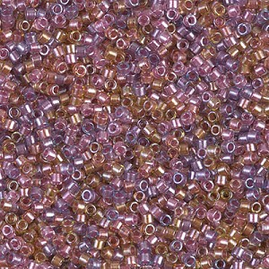 7.5 Grams - Delica - Purple Rose Gold